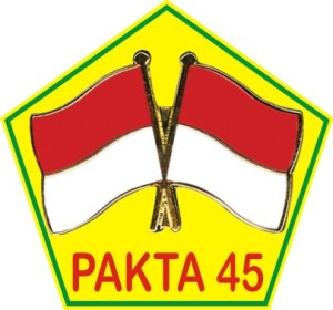 Logo PAKTA45