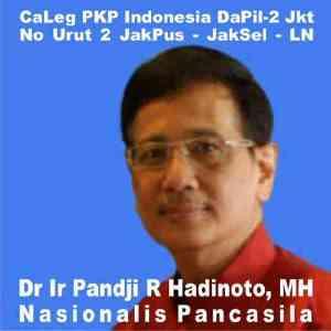 Dr Ir Pandji R Hadinoto, MH