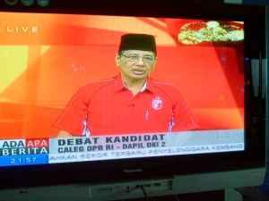 GOLDEN Golongan Demokratis Negarawan & Ekonomi Gotong Royong disyiarkan di JakTV 1Jan14