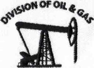 Div of Oil and Gas Logo