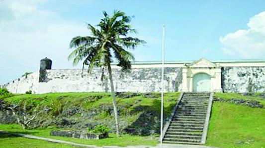 Benteng Belanda Ambon