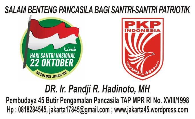 Kartu Nama Digital PKPI 22Okt15