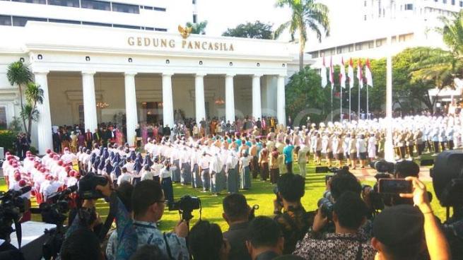 Gedung Pancasila 1Jun18